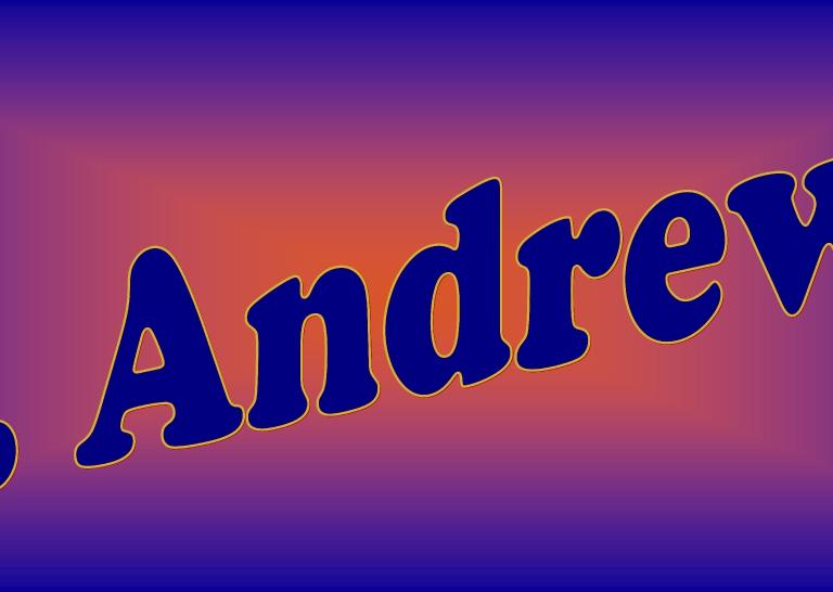 B Andrews Banner 2016